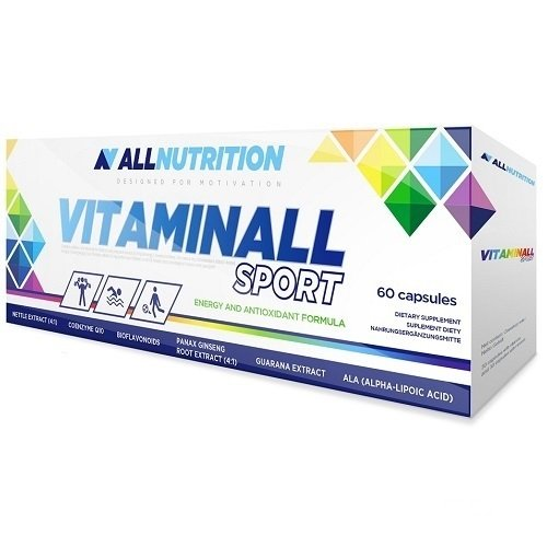 All Nutrition Vitaminall Sport