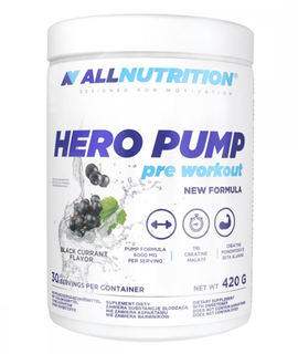 All Nutrition Hero Pump