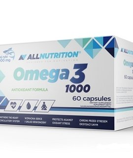 All Nutrition Omega 3 1000