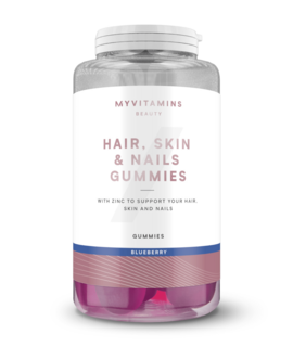 Hair, Skin and Nails Gummies