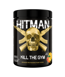 HITMAN – KILL THE GYM
