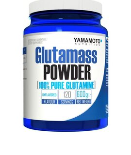 GlutaMass Powder (100% glutamine)