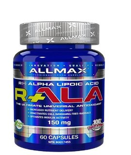 All-Max Nutrition R-ALA