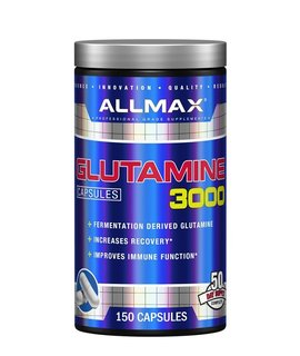 AllMax Nutrition Glutamine 3000